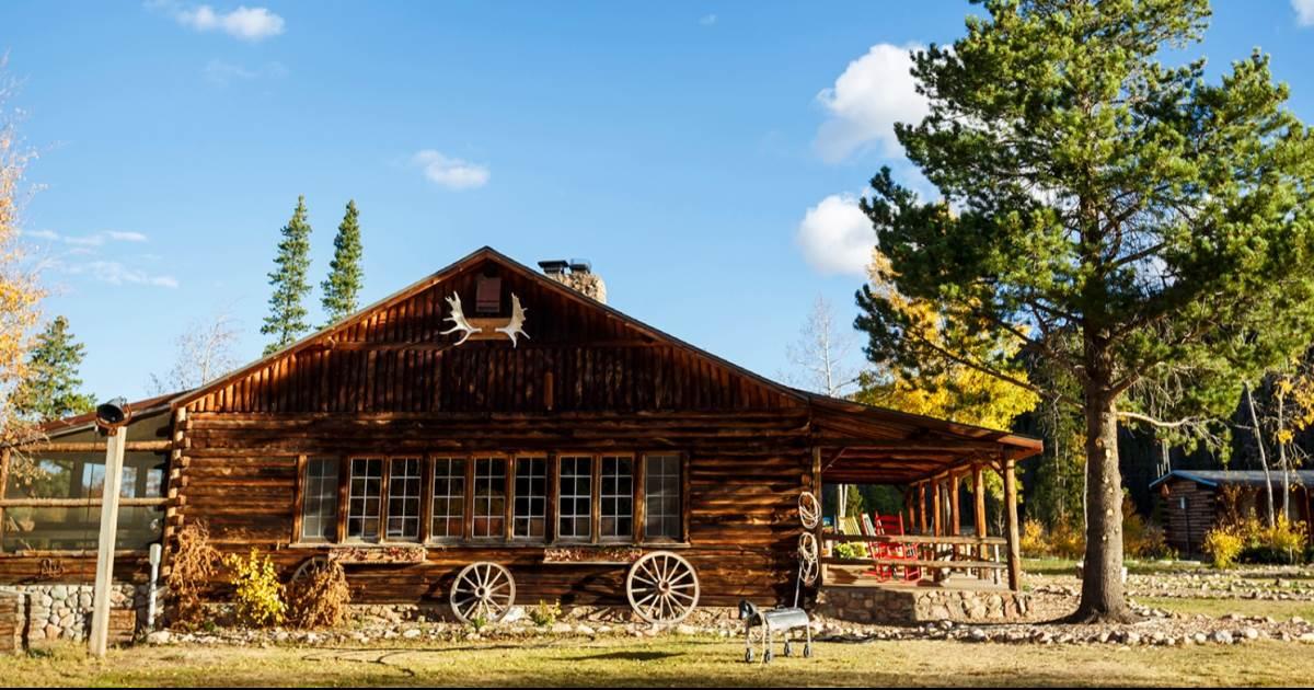 Rawah Guest Ranch Colorado Usa Guest Ranch Vacation